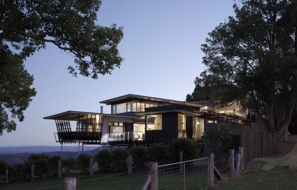 MALENY 2 Maleny House by Bark Design Architects