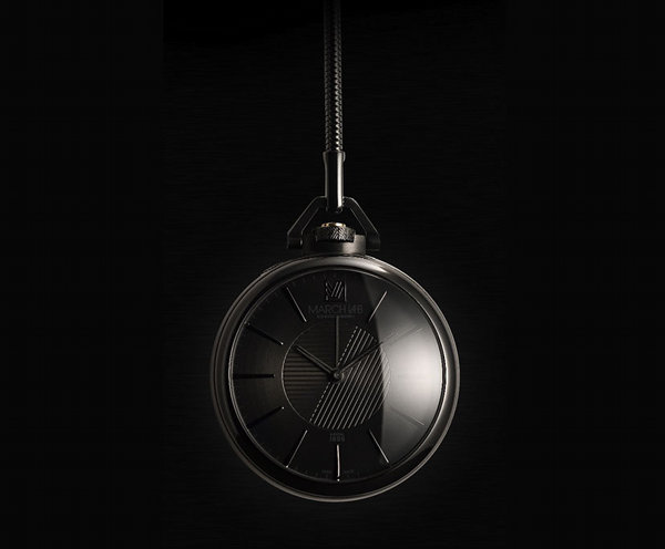 March LA.B Pocket Watch 1