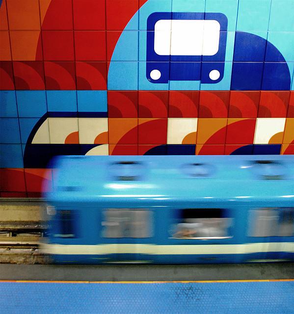 Montreal Metro 3