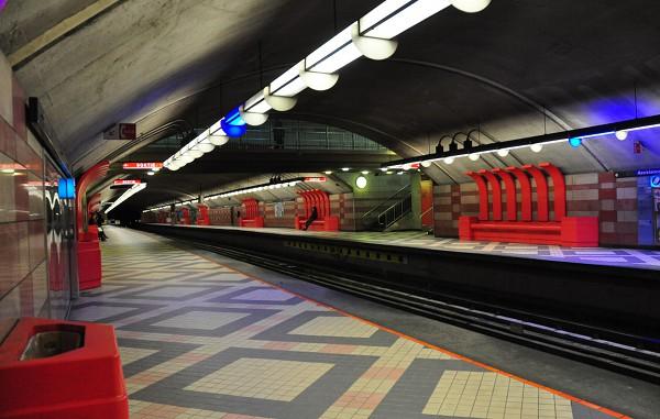 Montreal Metro 6