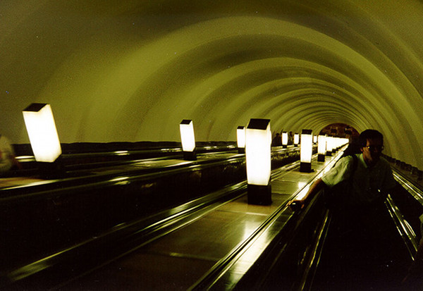 Moscow – Metro 4