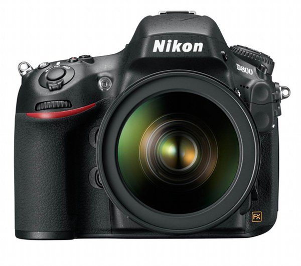 Nikon D800 DSLR Camera 2 Nikon D800 Digital SLR Powerhouse