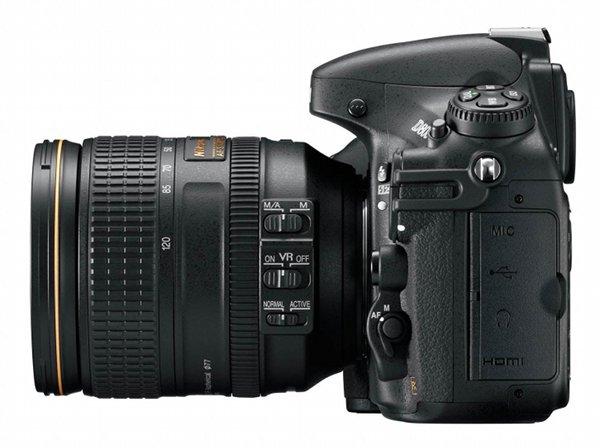 Nikon D800 DSLR Camera 3