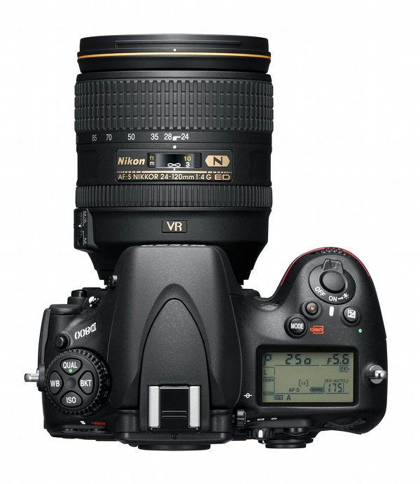 Nikon D800 DSLR Camera 4 Nikon D800 Digital SLR Powerhouse
