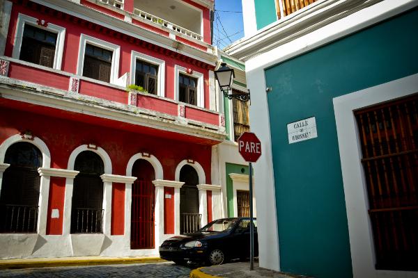 Old San Juan – Puerto Rico 1