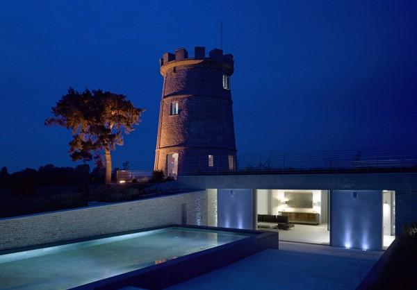 Round Tower House by De Matos Ryan 1 Round Tower House by De Matos Ryan
