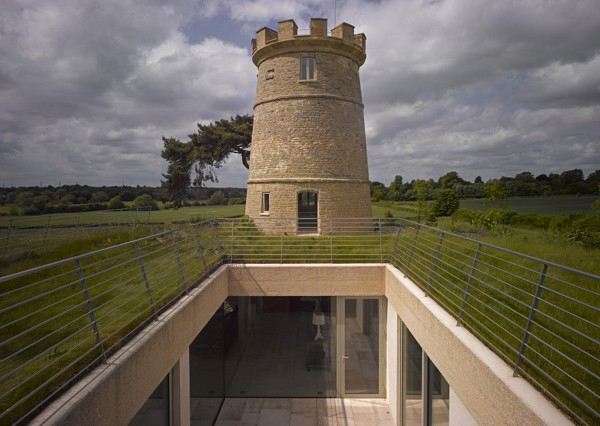 Round Tower House by De Matos Ryan 5 Round Tower House by De Matos Ryan