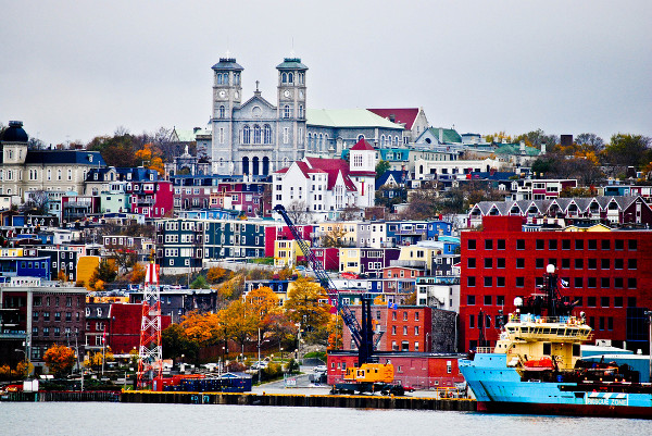 St. Johns - Newfoundland - Canada 1