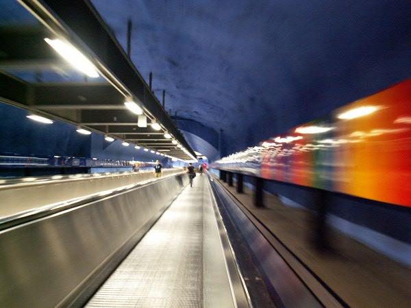 Stockholm Subway 2