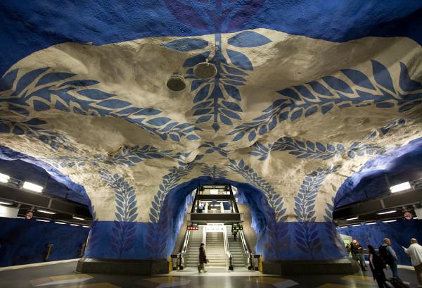 Stockholm Subway 3