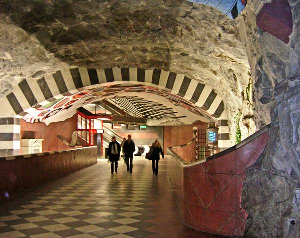 Stockholm Subway 5