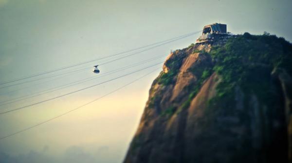 Tilt Shift Carnaval Rio 1 Tilt Shift Carnaval   Rio de Janeiro