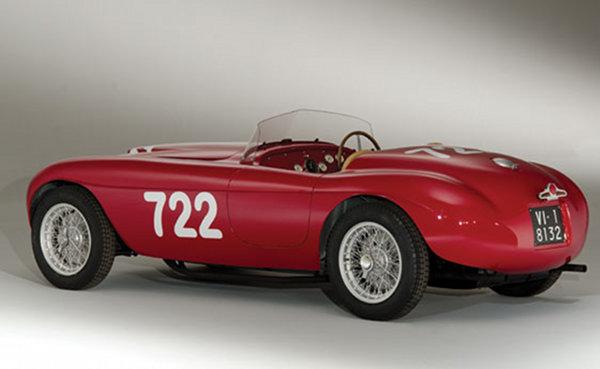 1948 Ferrari 166 Inter Spyder Corsa 2 1948 Ferrari 166 Inter Spyder Corsa
