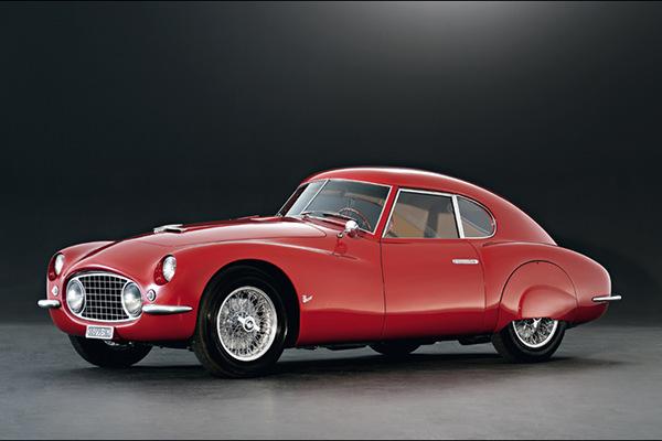 1953 Fiat 8V Series 1 Berlinetta 1 1953 Fiat 8V Series 1 Berlinetta
