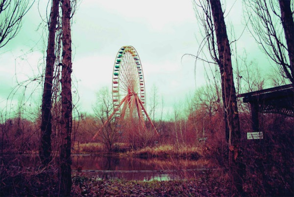 Amusement Park 4 Abandoned Amusement Park