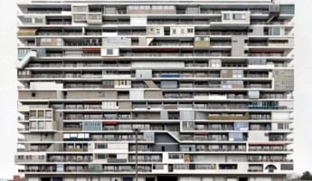 Surreal Architectural Photographs by Philip Dujardin