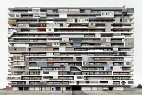 Architectural unreality in the photographs of Philip Dujardin 12