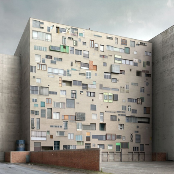 Architectural unreality in the photographs of Philip Dujardin 4