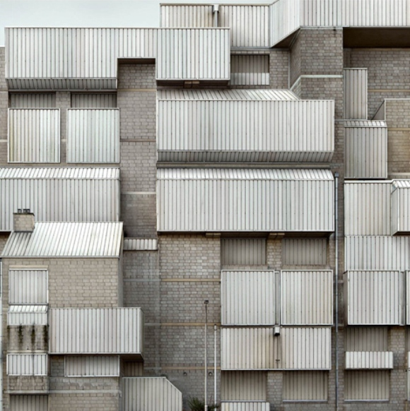 Architectural unreality in the photographs of Philip Dujardin 9
