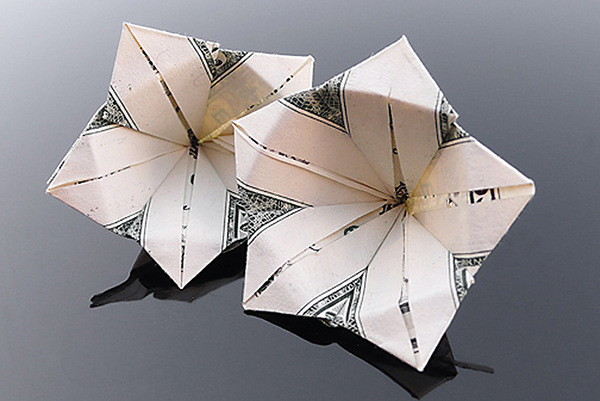 Craig folds five dollar origami mightylinksfo