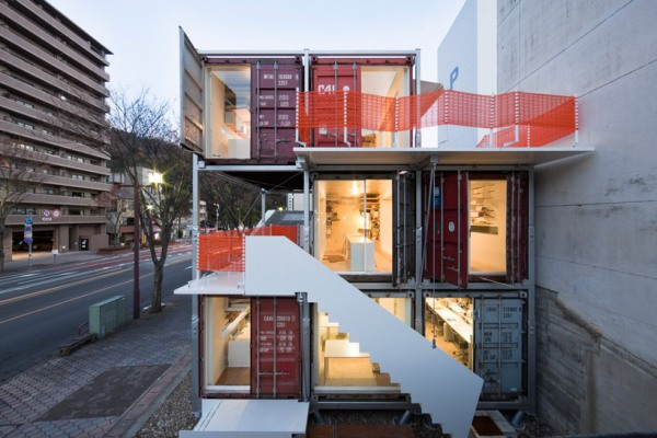 Daiken met architects 1 Sugoroku Office by Daiken Met Architects