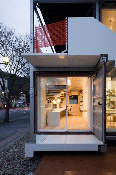 Daiken met architects 2 Sugoroku Office by Daiken Met Architects