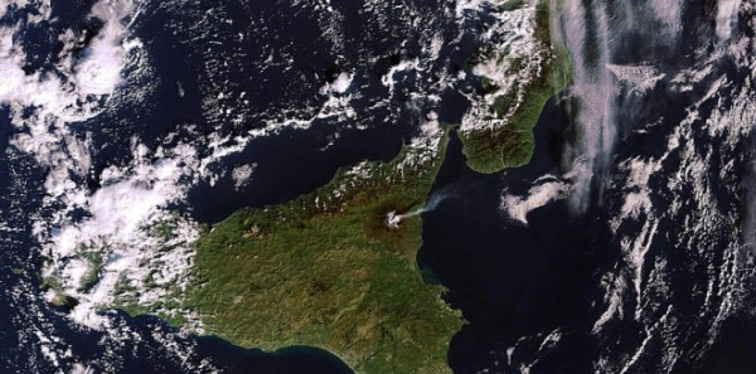 Earth Images from Envisat Satellite