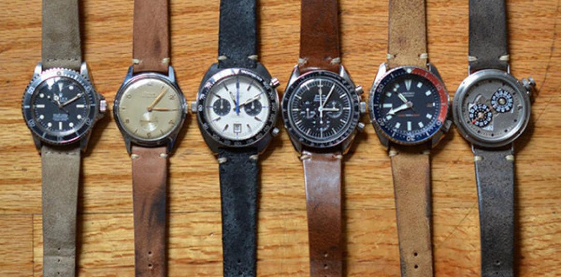 HODINKEE Vintage Timepiece Accessories