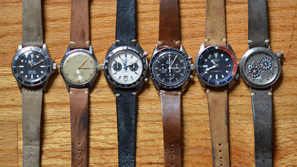 Hodinkee Watch Bands 1 HODINKEE Vintage Timepiece Accessories
