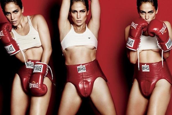 Jennifer Lopez for V Magazine 2