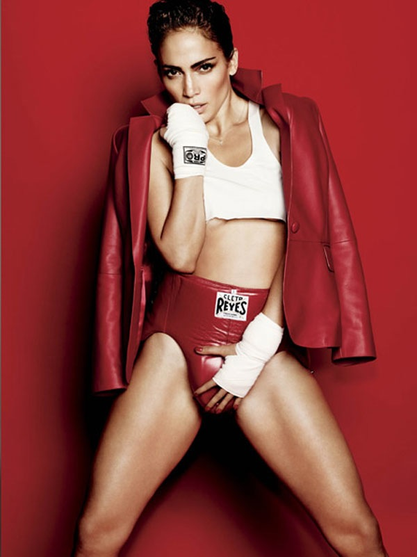 Jennifer Lopez for V Magazine 3