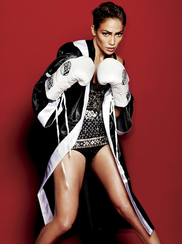 Jennifer Lopez for V Magazine 5