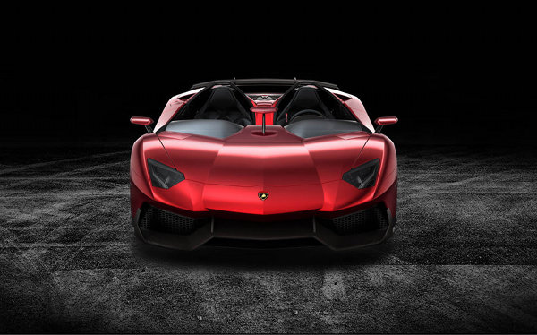 Lamborghini Aventador J Roadster 8