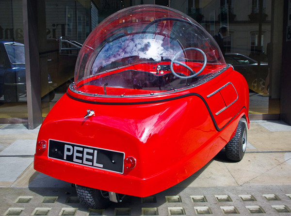Peel Electric Mini Cars