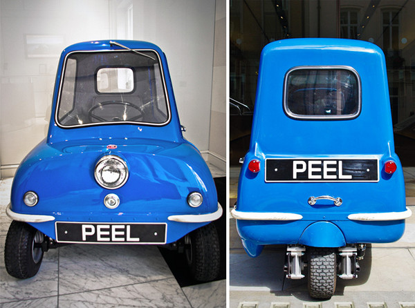 Peel Electric Mini-Cars 5