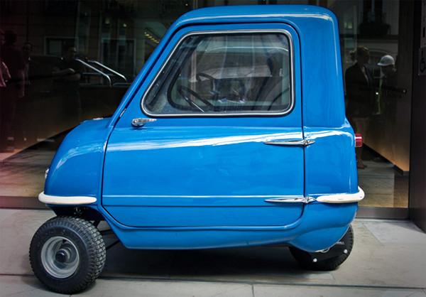 Peel Electric Mini-Cars 6
