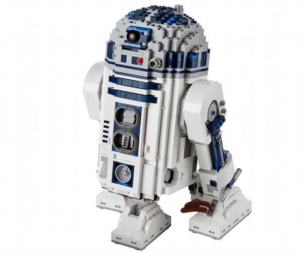 R2D2 Lego Star Wars Kit 1