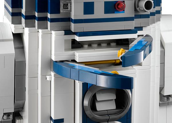 R2D2 Lego Star Wars Kit 2