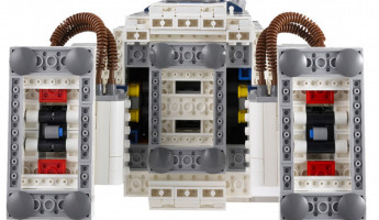 R2D2 Lego Star Wars Kit