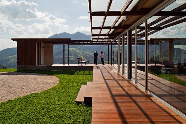 São Francisco Xavier House by Nitsche Arquitetos 1 São Francisco Xavier House by Nitsche