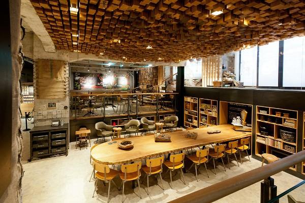 Starbucks 3 Next Gen Starbucks Concept Store