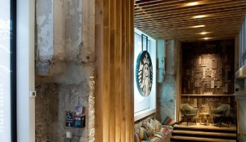 Next Gen Starbucks Concept Store