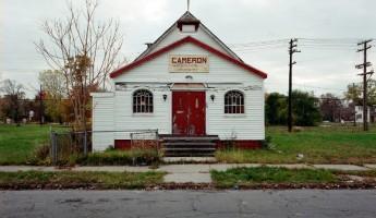 Tiny Churches by Kevin Bauman