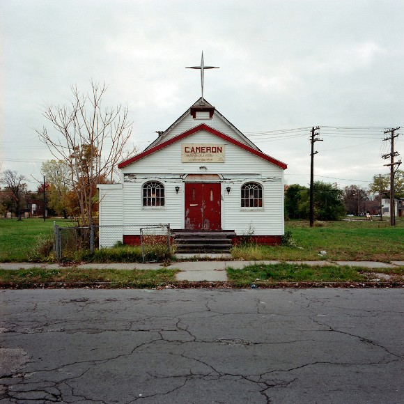 Tiny churches 8 Tiny Churches by Kevin Bauman