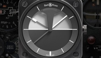 bellross horizon 600x416 345x200 The BR 01 Horizon watch by Bell & Ross