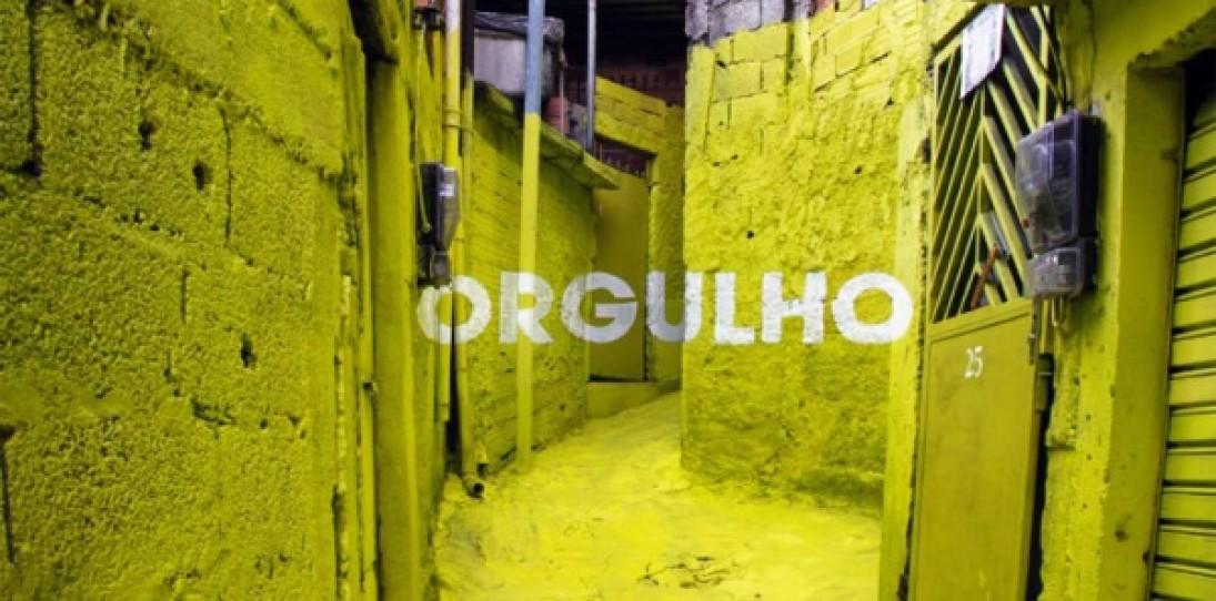 Favela Graffiti Art Project by Boa Mistura