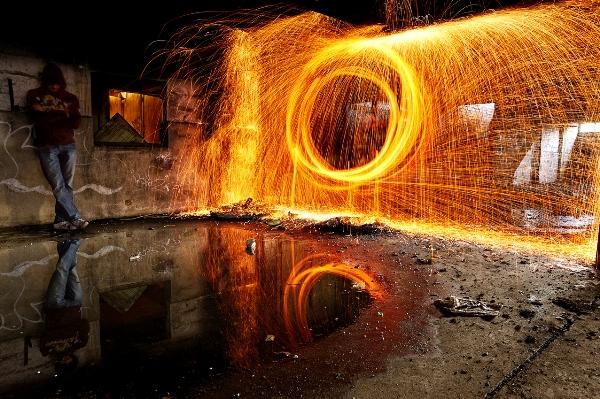 david k spark art 1 Spark Art by David Keochkerian