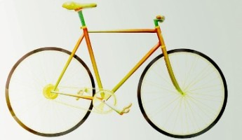 Edible Fixed Gear Bike