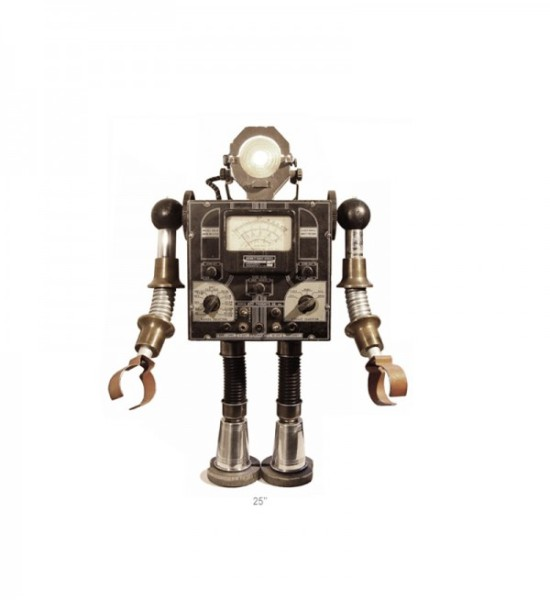 gordon bennet robots 9 Gordon Bennets Robots