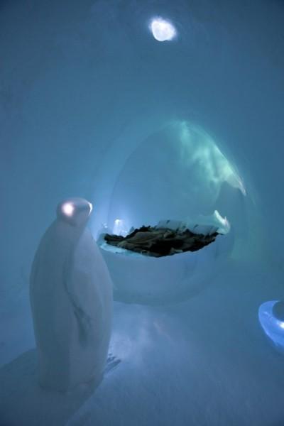 ice hotel 10